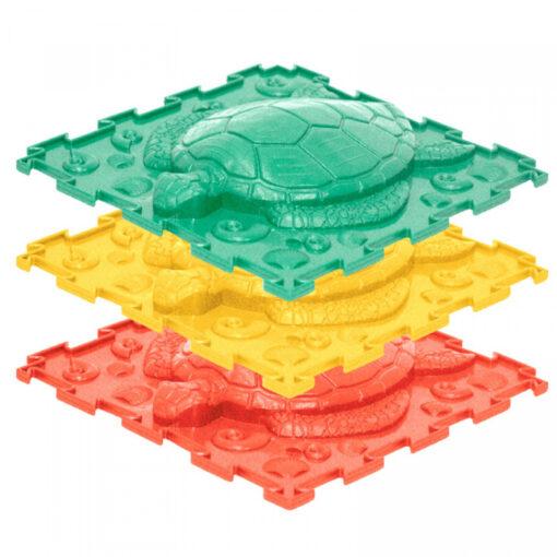 """Puzzle mat """"Turtle"""""""